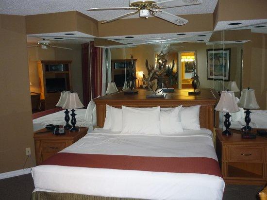 Legacy Vacation Resorts-Lake Buena Vista: slaapkamer