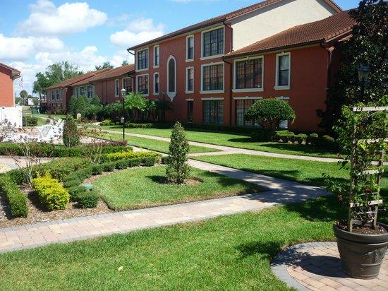 Legacy Vacation Resorts-Lake Buena Vista: appartement