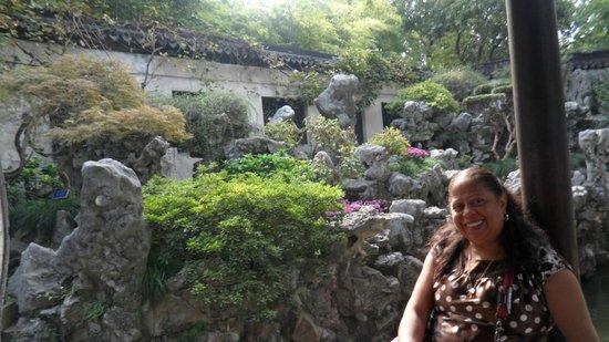 Yuyuan Garden: Jardim Yuyuan Gardem