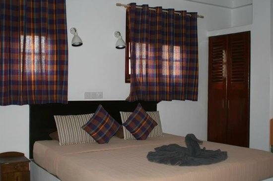 Seagreen Guesthouse: comfortable beds!