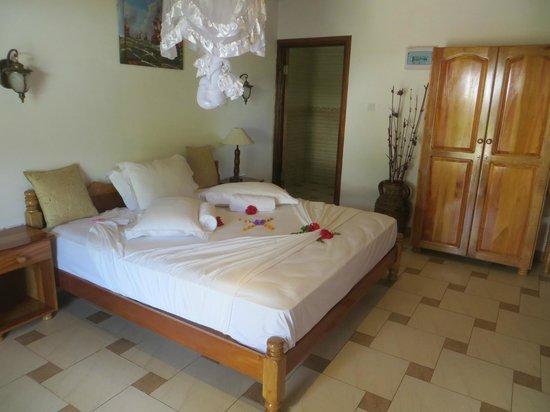 Etoile Labrine: Chambre