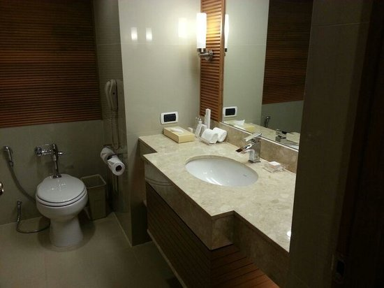 Dusit Princess Srinakarin: View of Toilet and Bathroom