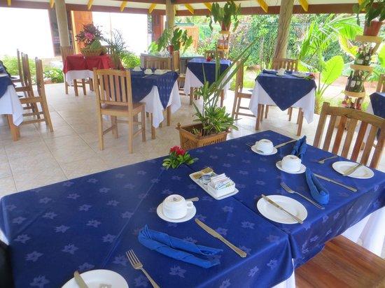 Etoile Labrine: Salle du restaurant