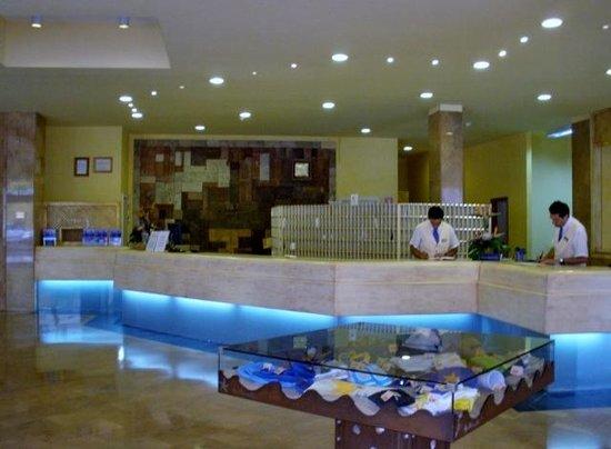 Iberostar Las Dalias: Hoteldesk