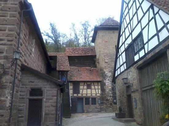 Kloster Maulbronn: In der Kosteranlage - wie im Mittelalter