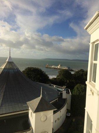 Royal Bath: Sea View Room 367
