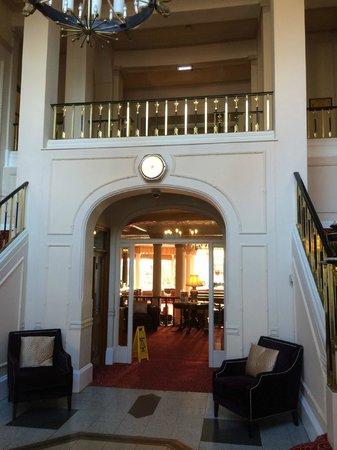 Royal Bath: Main Entrance Hall