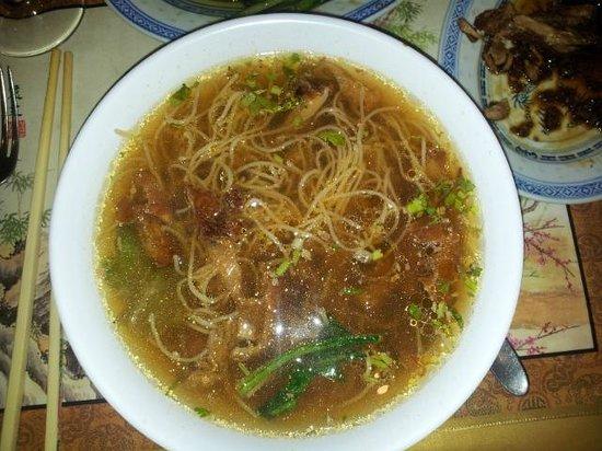 Cafe Restaurant de Cour Tai Mah : 3