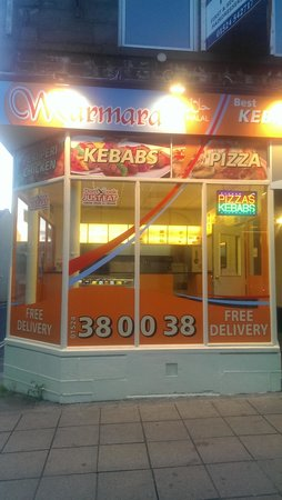 Marmara pizza kebab