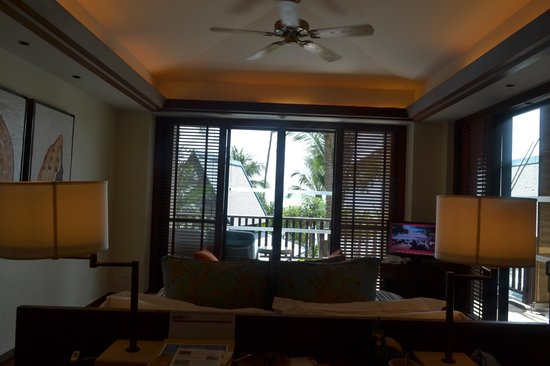 Centara Grand Beach Resort & Villas Krabi : The room