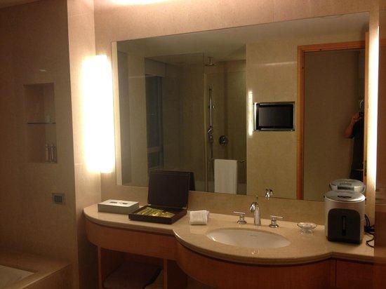 Windsor Hotel Taichung: Bad