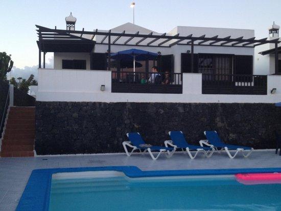 Villas Don Rafael : La villa