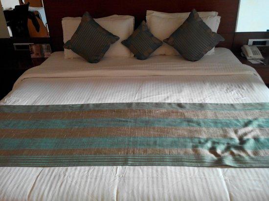 Hotel Minerva Grand: The Room