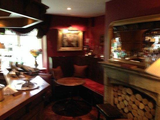 Abbots Cellar Restaurant at Priory Hotel: Inner room