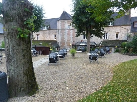 H tel picture of hostellerie de la porte bellon senlis - Hostellerie de la porte bellon senlis france ...