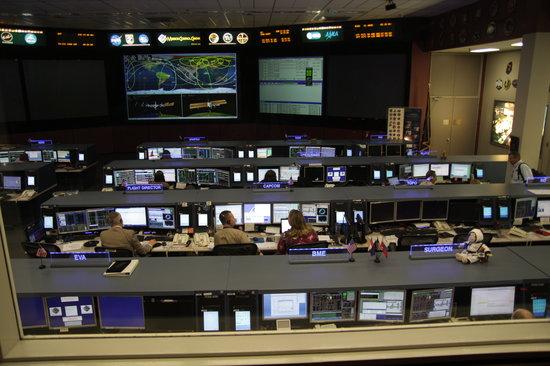 houston mission control center - photo #38