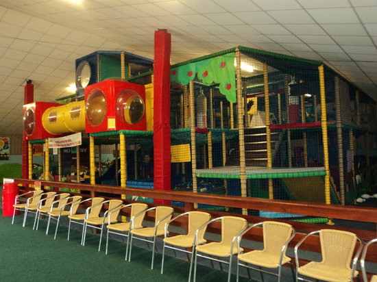 Putlake Adventure Farm: Our large 3 storey indoor play area