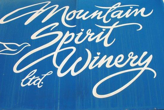 Mountain Spirit Winery, Salida Colorado