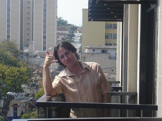 Hotel Sao Francisco: sacada