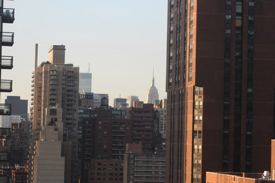 The Marmara Manhattan: The view from room 2102