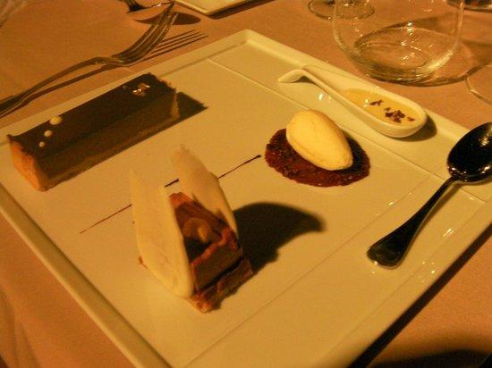 Hôtel Le Belvédère : dessert