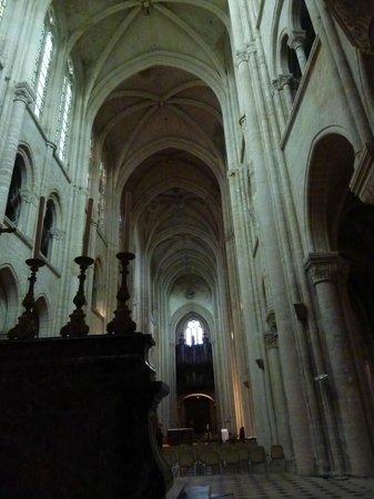 Cathédrale Notre-Dame de Laon : la nef