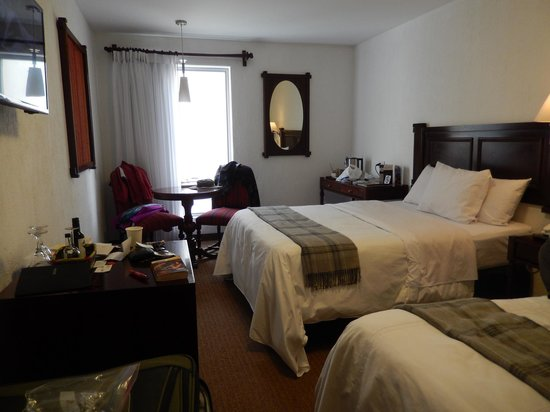 Casa Andina Premium Arequipa: Regular room with 2 queens