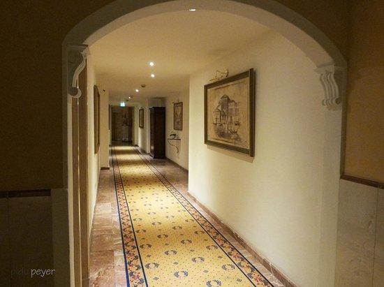 "Hotel ""Colosseo"" Europa-Park : Suiten Flur"