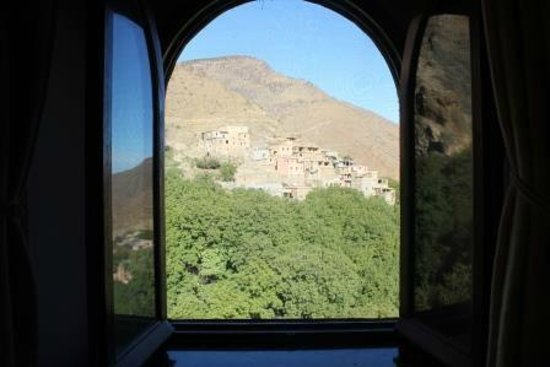 Kasbah Du Toubkal : View from room