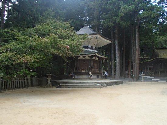 Mount Koyasan : Rokkaku Kyozo
