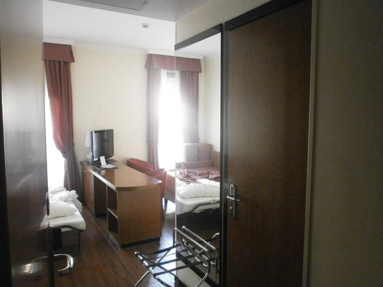 BEST WESTERN Hotel City : Camera 408 tripla con letto aggiunto