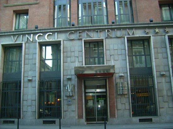 Fachada Vincci Centrum