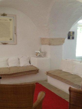 Borgo San Marco : le salon