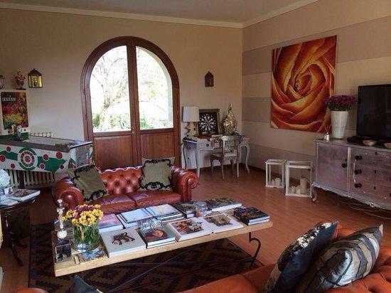 Casale Nei Vigneti: Zona living