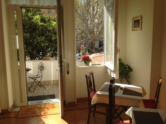 Aventino Guest House: SALA COLAZIONI HALL