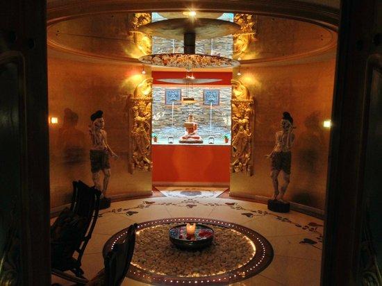 Grand Hotel Binz: Thai-Bali Spa