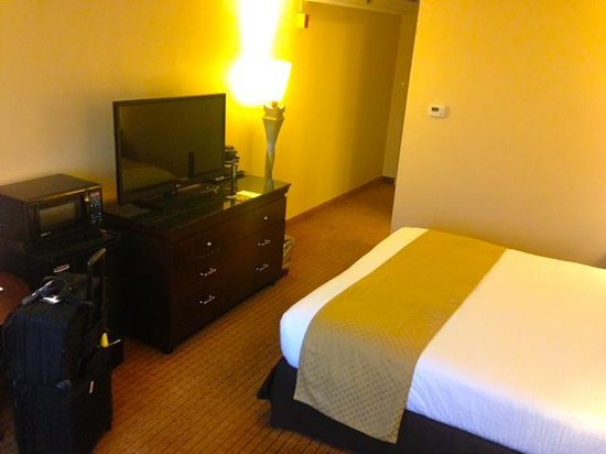 DoubleTree by Hilton Hotel Denver - Stapleton North: Room 253