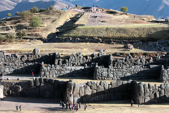 Sacred Valley of the Incas: Sacsayhuaman (Sacred Valley)
