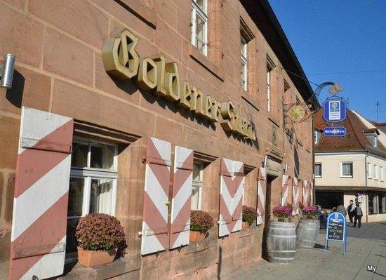 Hotel Elch : Aussenansicht
