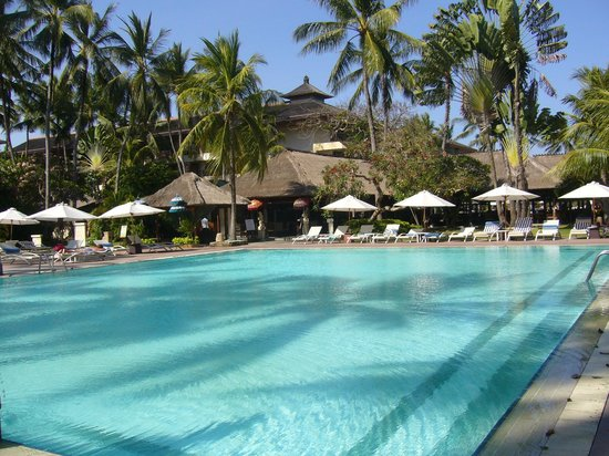 Prama Sanur Beach Bali: piscine