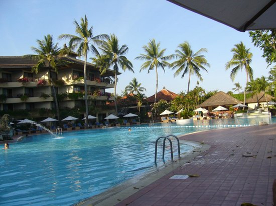 Prama Sanur Beach Bali: autre piscine