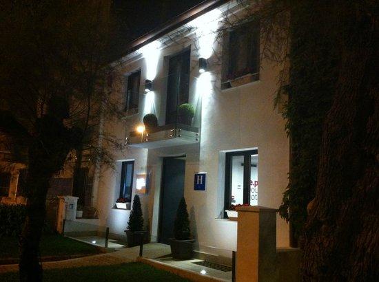 Le Petit Boutique Hotel: exterior