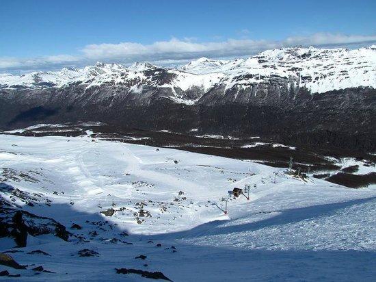 Hosteria Valle Frio: Cerro Castor