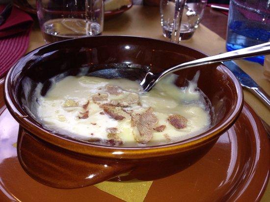 Osteria della Tagliatella ( Ex. Magna e Bevi): Crostini tartufati