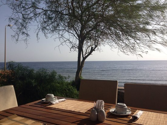 Dahab Paradise: Restaurant view :)