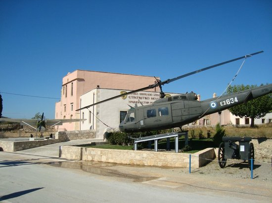 Rethymno Military Museum : Chromonastiri Military Museum