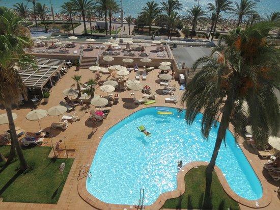 Hotel Riu San Francisco: Pool