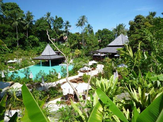 Marina Phuket Resort: Poolbereich auf dem Hotelgelände