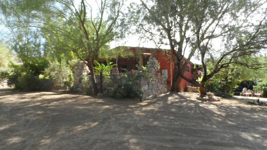 Aravaipa Farms Orchard and Inn: Casita