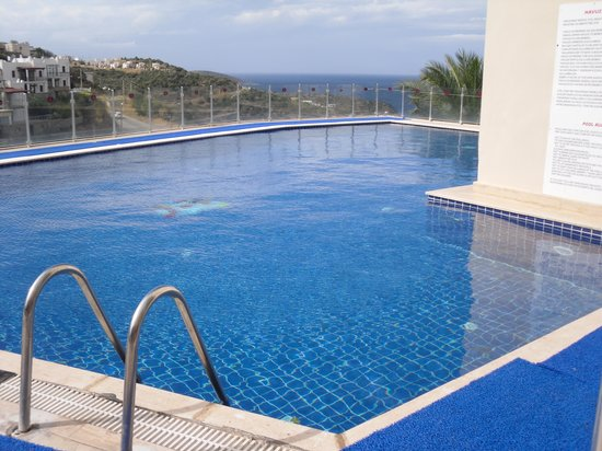 Golden Age Crystal Bodrum: view from top pool